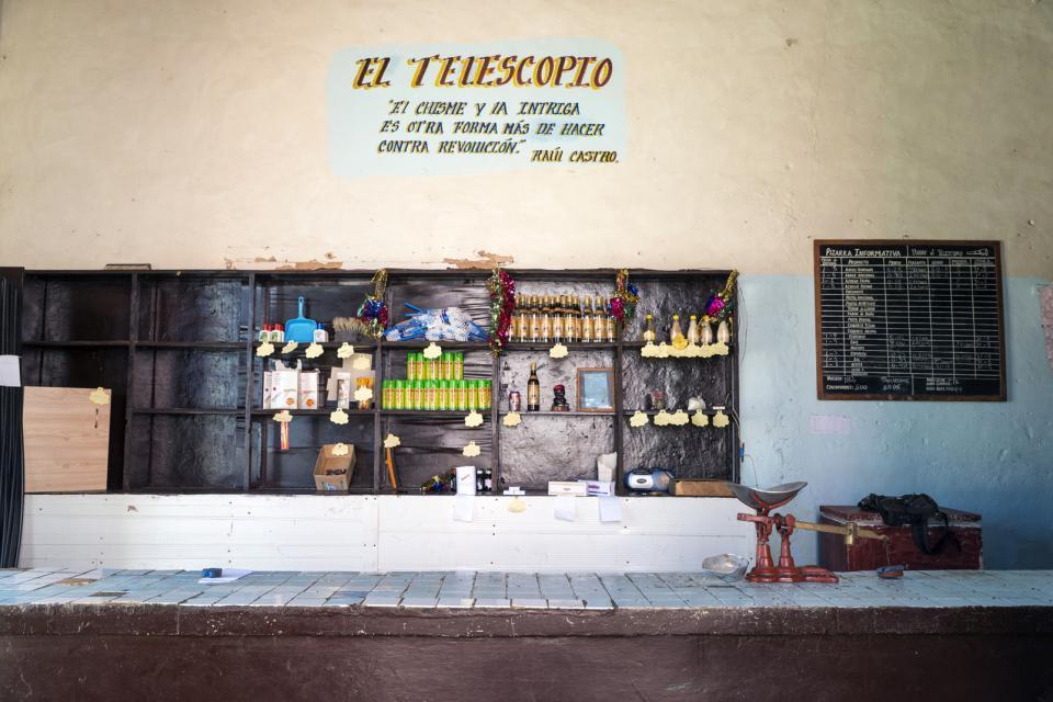 Les ruelles de Trinidad , Cuba