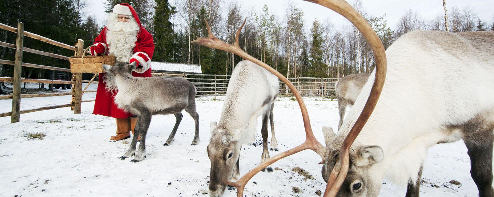Le village du Père Noêl , Finlande
