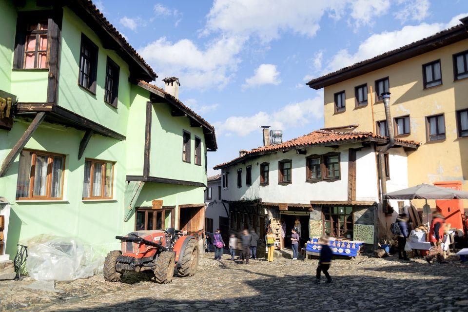 Les monuments, Cumalikizik, Bursa, turquie, anatolie, asie mineure, moyen-orient