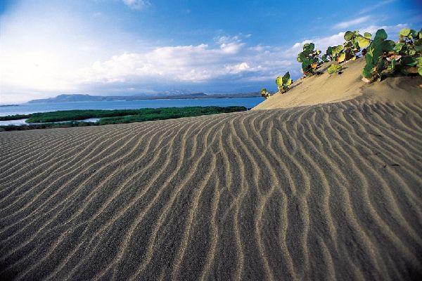 Les dunes de Bani , République dominicaine