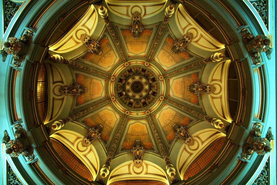 Les monuments, culture, beaux-arts, musée, madrid, communauté, espagne, europe, cercle, art déco, plafond, dome