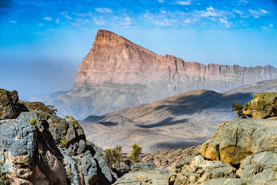 Les paysages, arabie, oman, proche-orient, moyen-orient, Wadi, Jebel Shams, djebel shams, montagne, mont