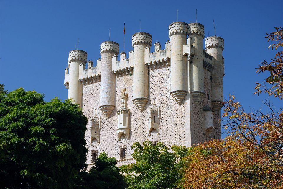 L'alcazar de Ségovie , Espagne