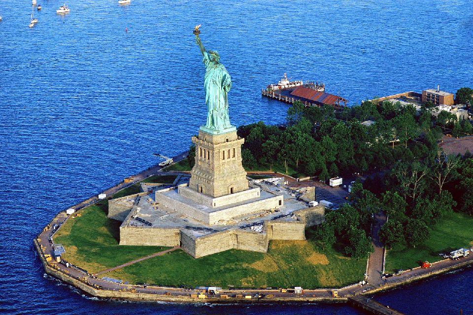 Top La statue de la Liberté - Le nord-est des Etats-Unis - Etats-Unis OS92