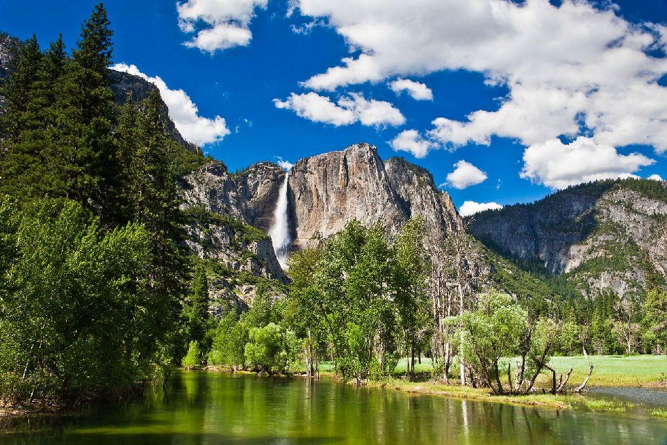 Le parc national de Yosemite , Une diversité de paysage , Etats-Unis
