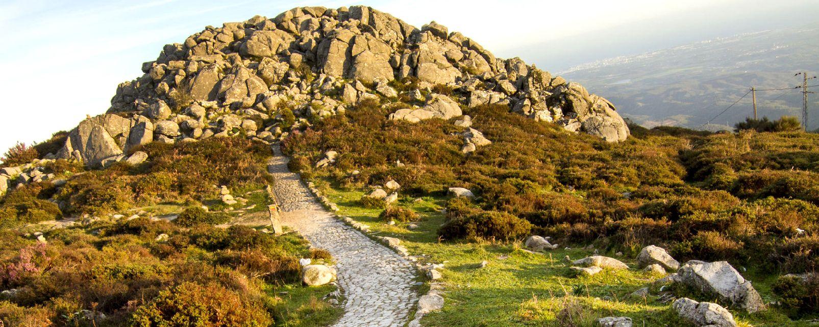 Mont Foia , Portugal