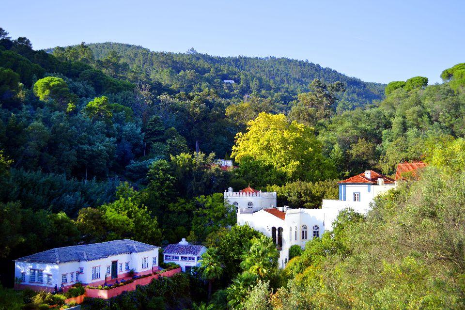 Les termes de Monchique , Portugal