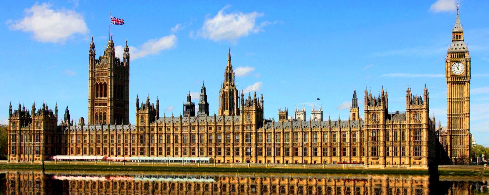 Le Palais de Westminster , Le Palais d Westminster , Royaume-Uni