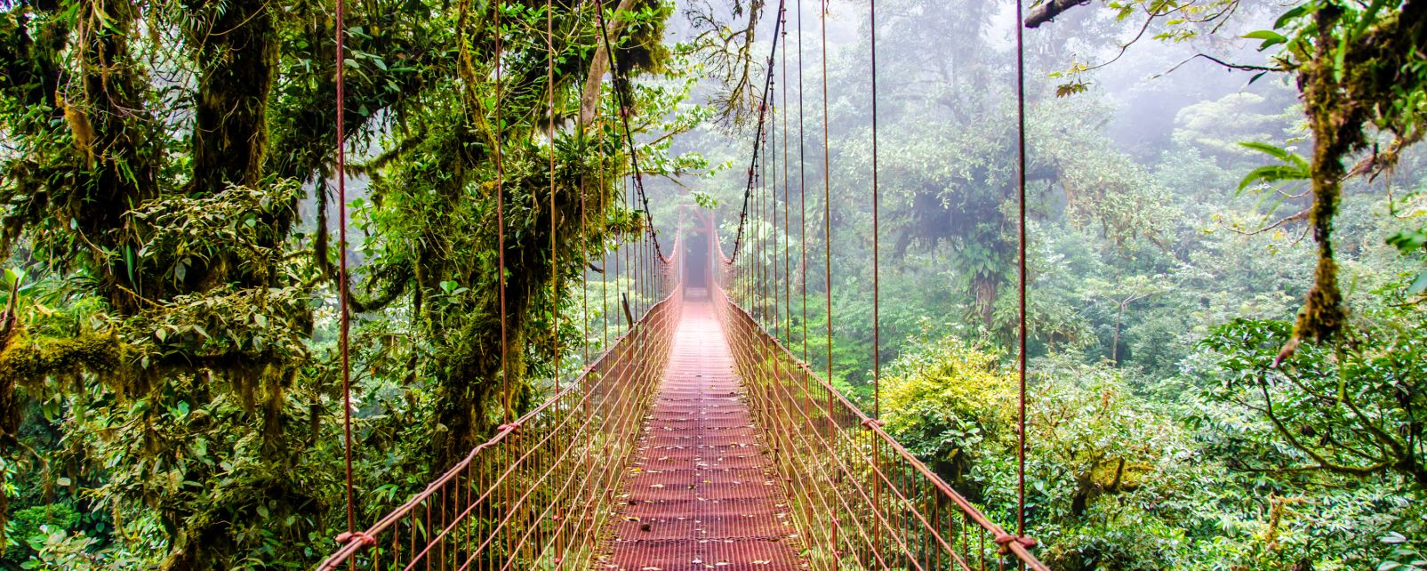The National Parks, Landscapes, Costa Rica