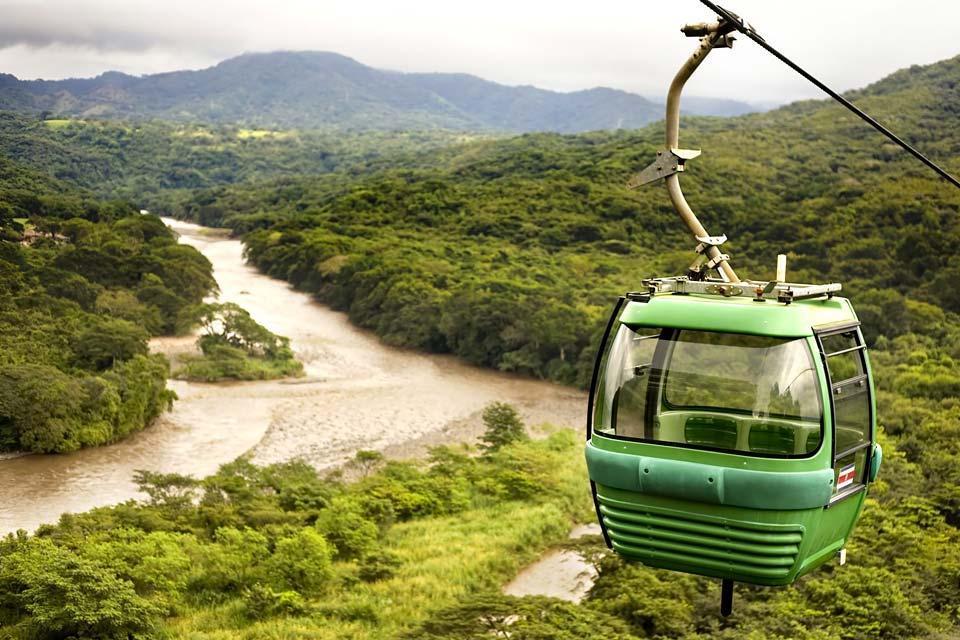 Les parcs nationaux, Les paysages, Une nature protégée, Costa Rica