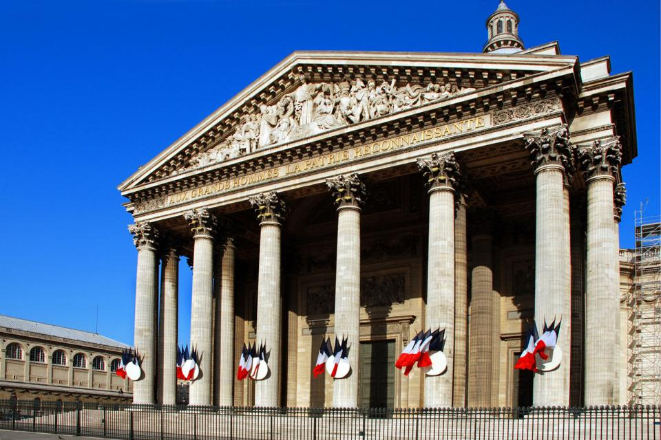Le Panthéon , France