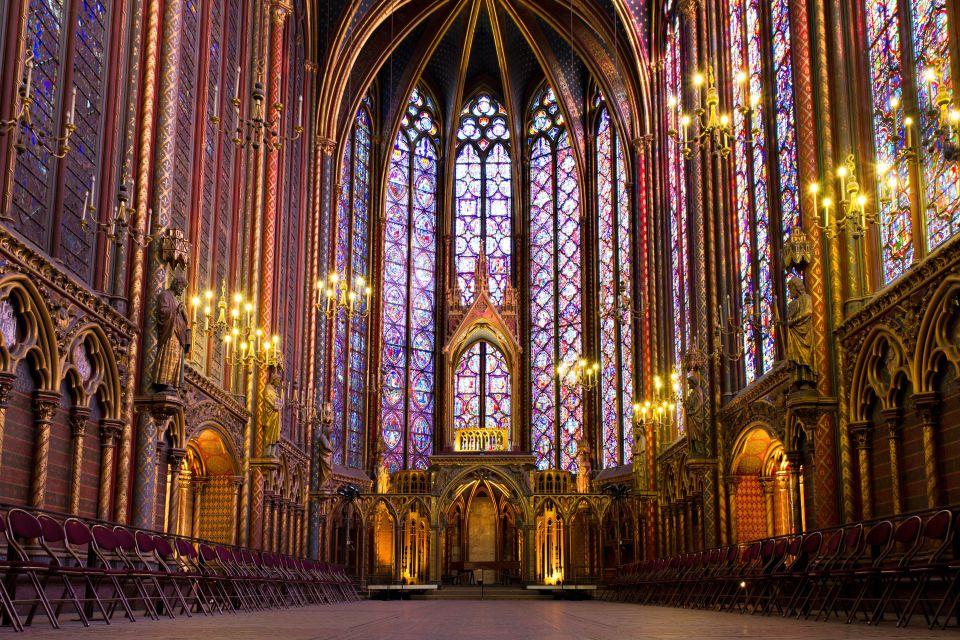 Les monuments, conciergerie, palais, prison, ile, cité, seine, ile-de-France, France, sainte-chapelle
