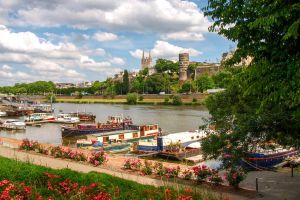 , Le château du roi René à Angers, Les monuments, Angers, Pays de la Loire