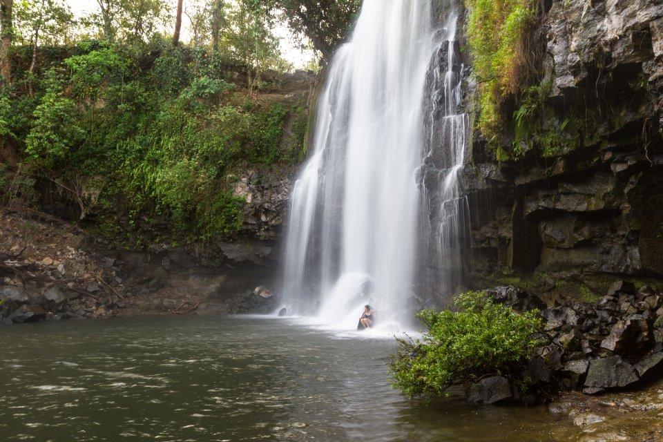 , El río Sarapiqui, Los paisajes, Costa Rica