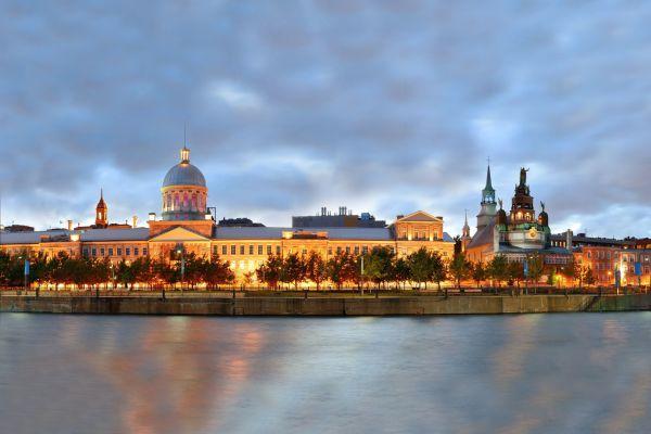 Montréal, vieux-montréal, vieille ville, canada, Québec, amérique, amérique du Nord, Saint-Laurent, fleuve