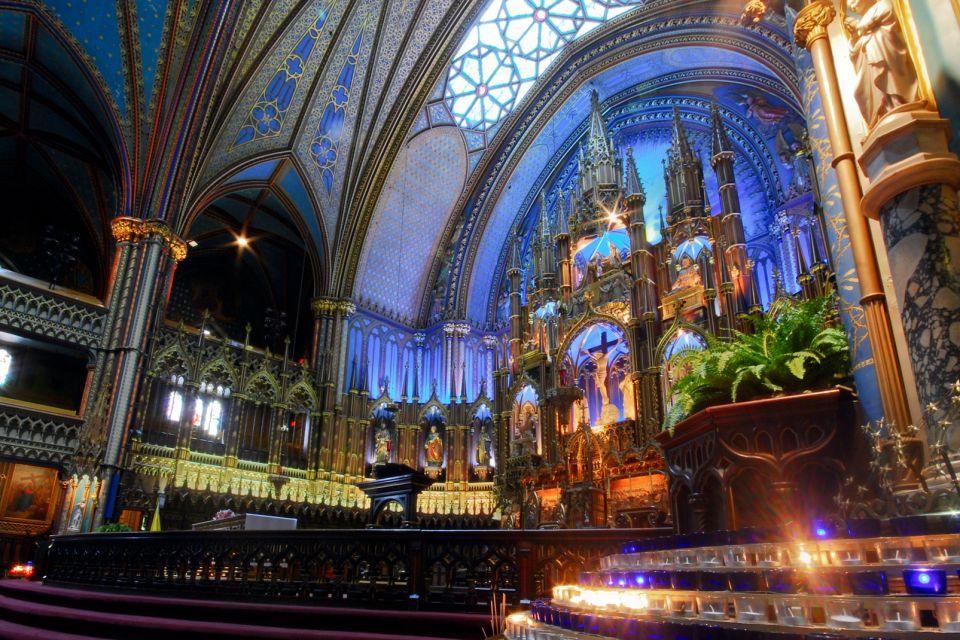 culture, Montréal, vieux-montréal, vieille ville, canada, Québec, amérique, basilique, religion, notre-dame de Montréal