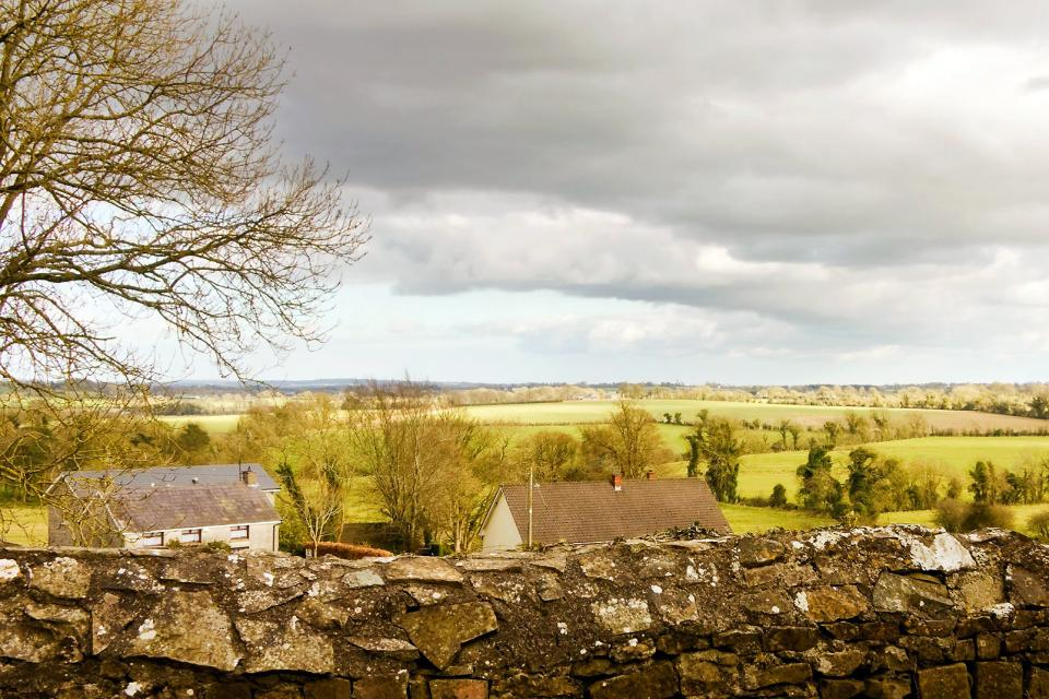 Hill of Tara , Irlande