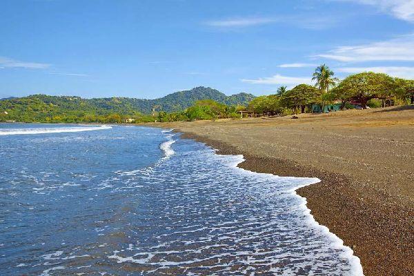 The Pacific coast , The Pacific Coast , Costa Rica