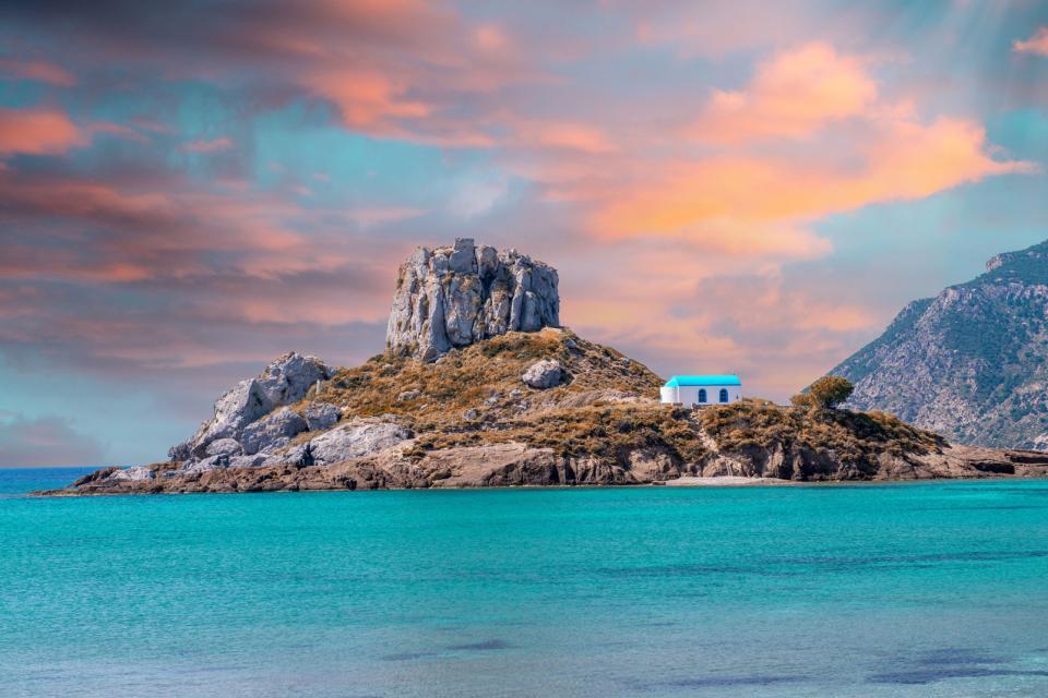 L'île de Kos , Grèce