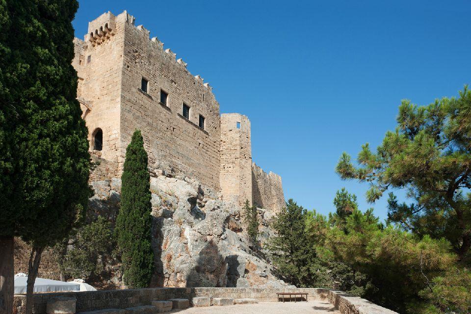 La ville médiévale de Rhodes , La protection de Rhodes , Grèce