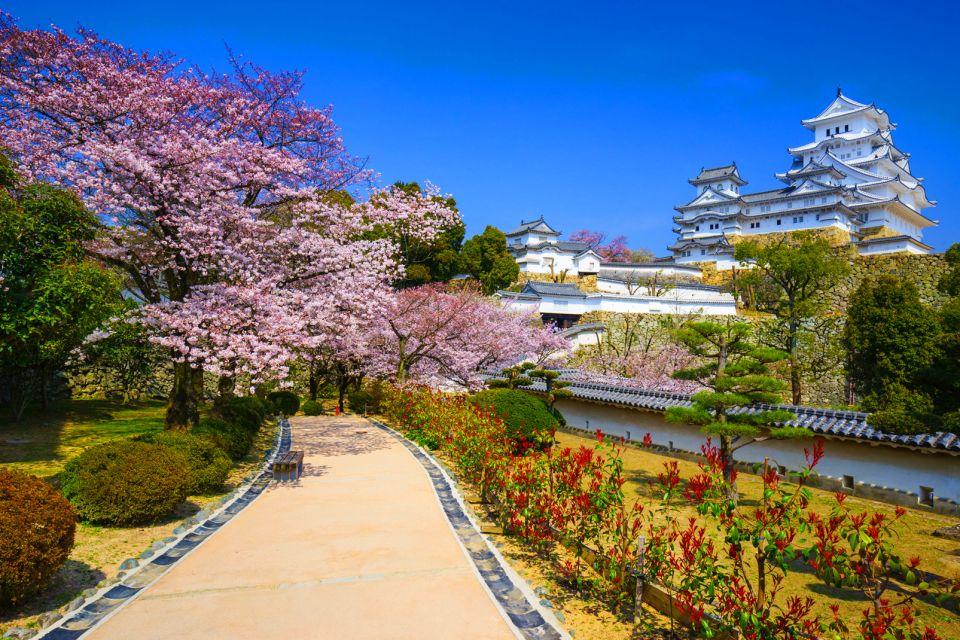 Le château de Himeji , Monument emblématique du Japon , Japon