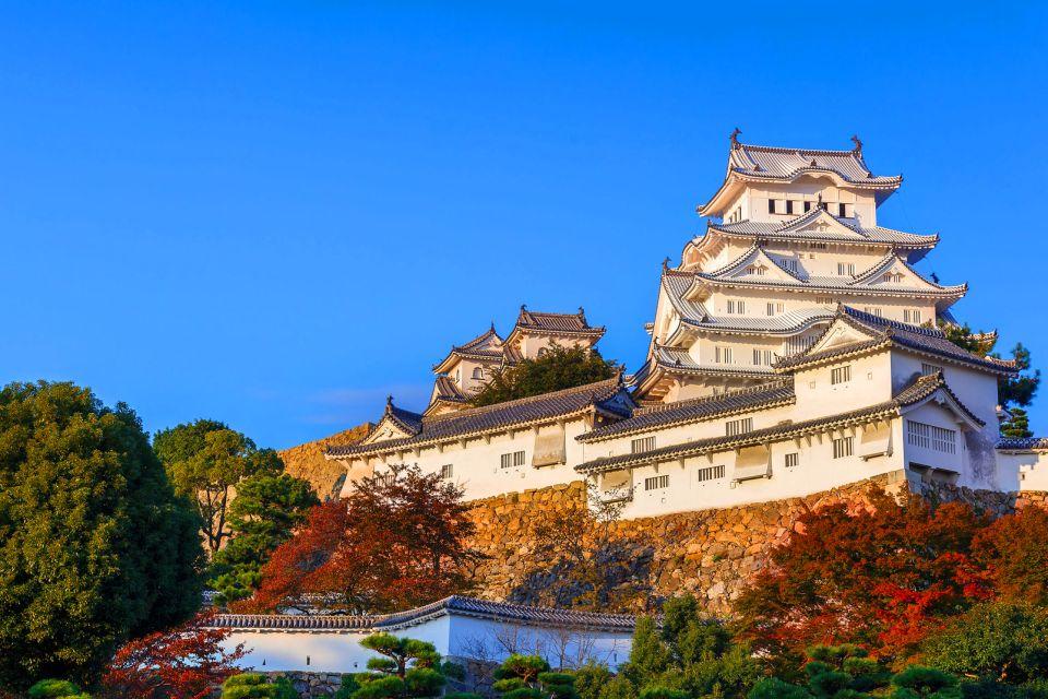 Le château de Himeji , Le plus beau château du Japon , Japon