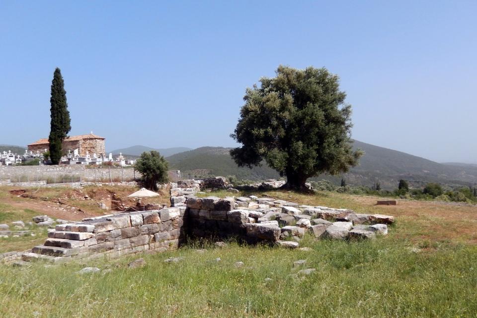 La péninsule du Magne , Grèce