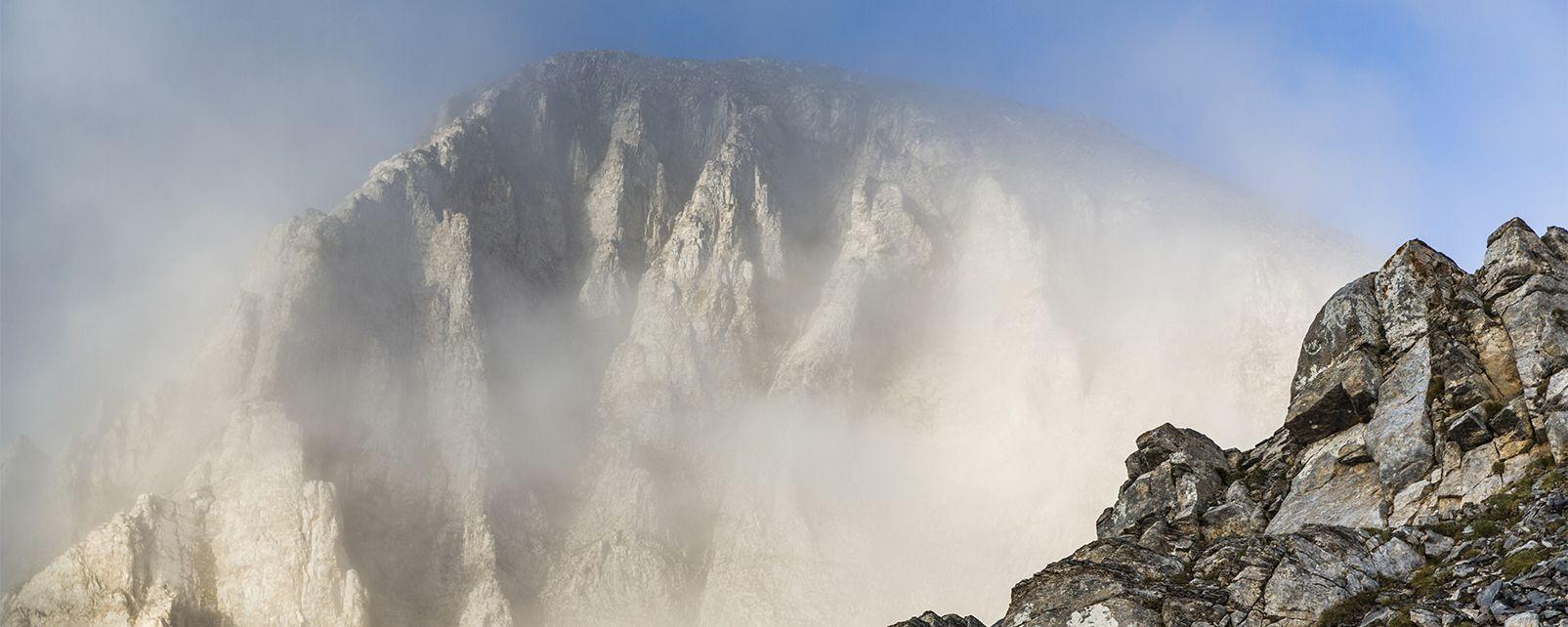 Le Mont Olympe , Le mont Olympe , Grèce