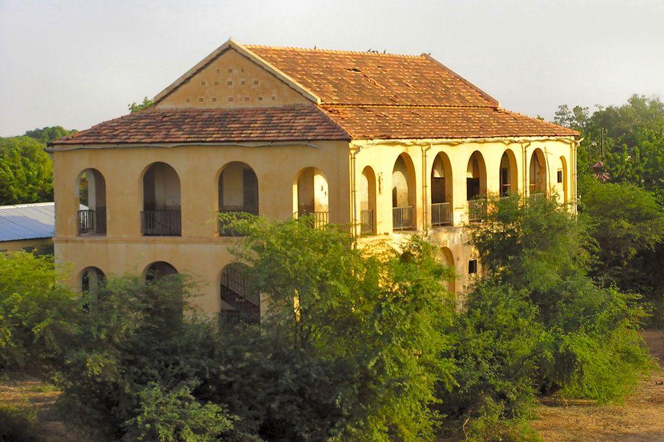 , Le fort de Podor, Les sites, Le Nord du Sénégal