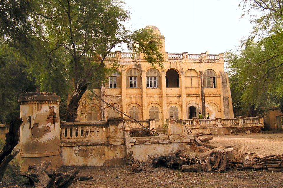 """, La """" folie du baron Roger """" à Richard Toll, Les sites, Le Nord du Sénégal"""