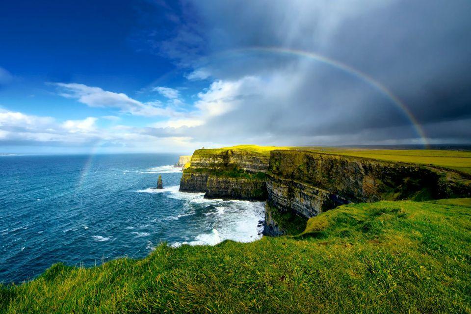 Les Falaises de Moher, Les côtes, Dublin, Irlande