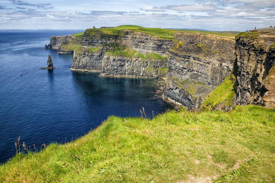 Entre terre et mer, Les Falaises de Moher, Les côtes, Dublin, Irlande