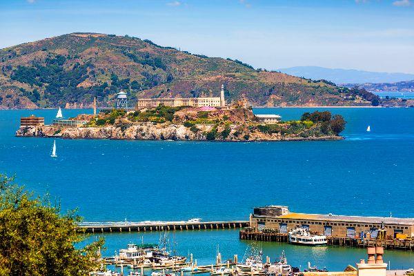 La prison d'Alcatraz , La prison la plus célèbre des Etats Unis , Etats-Unis