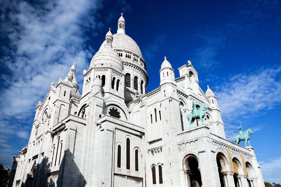 Le Sacré-Coeur , Une architecture particulière , France