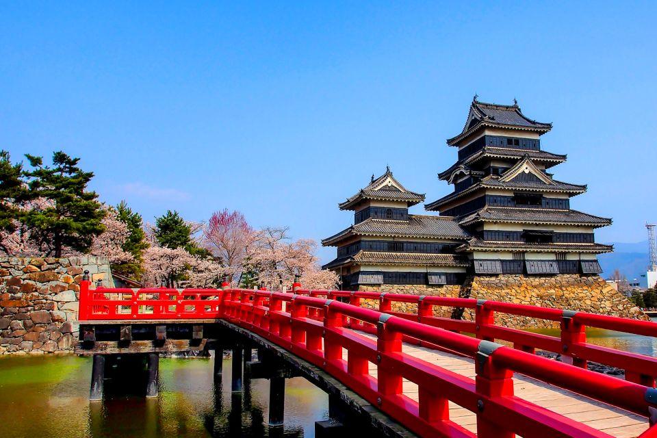 Chateau de Matsumoto , Japon