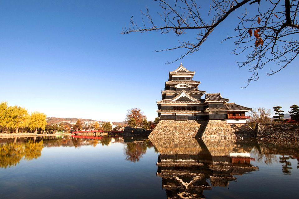Chateau de Matsumoto , Deux édifices , Japon