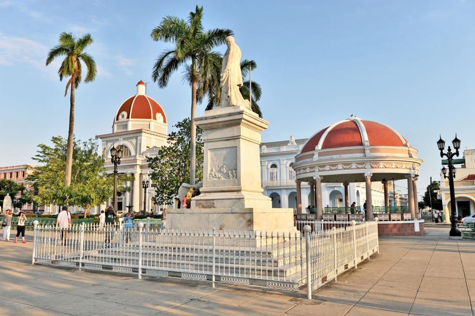 Centre historique de Cienfuegos , Cuba