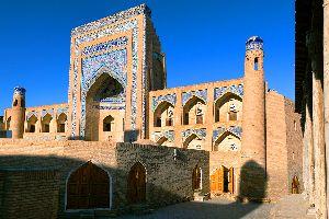 La cité d'Itchan Kala , Ouzbékistan