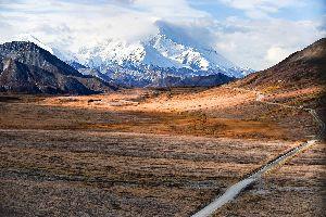 Le mont McKinley , Majestueux et mystérieux à la fois , Etats-Unis