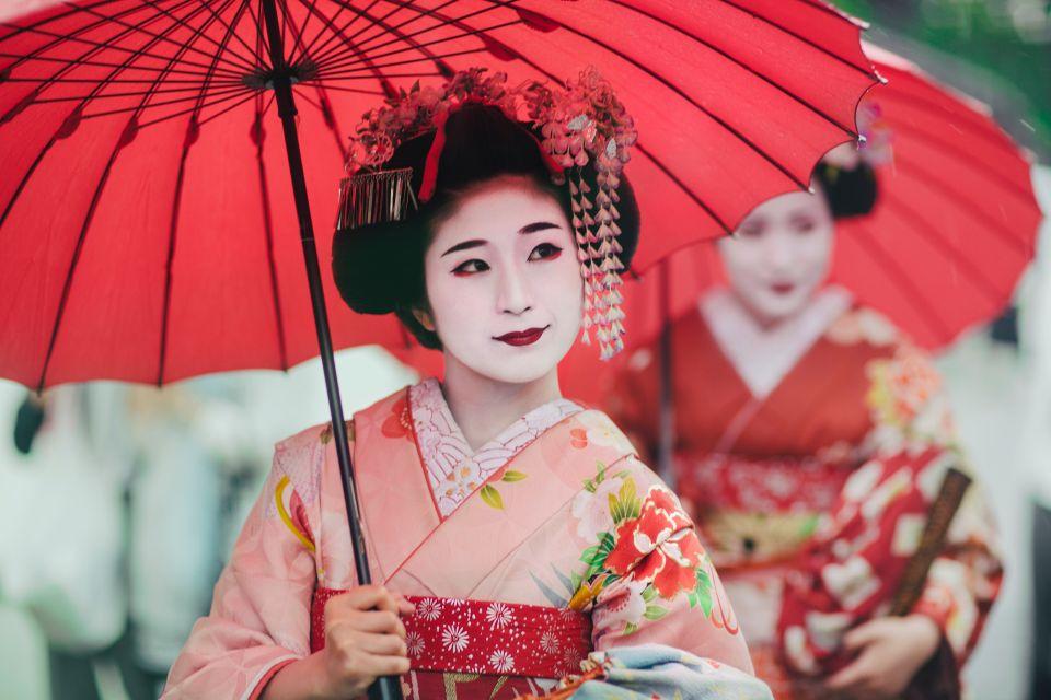 Une tradition ancestrale, KYOTO - Quartier des geishas Gion, Les monuments et les balades, Kyoto, Japon