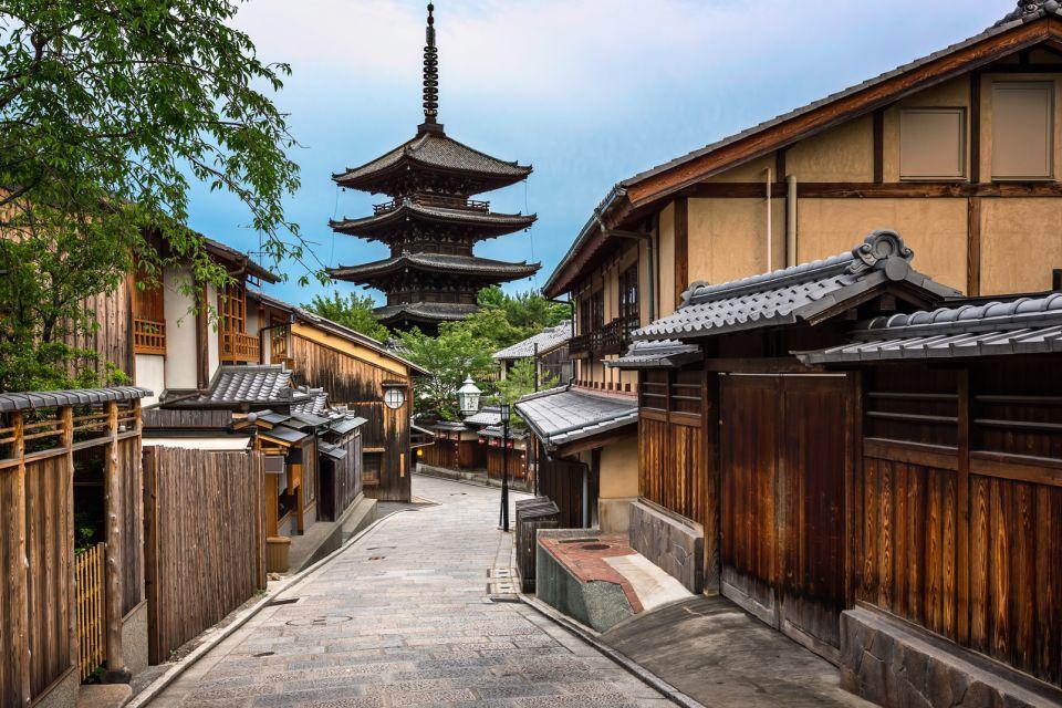 Maisons moyen-âgeuses préservées, KYOTO - Quartier des geishas Gion, Les monuments et les balades, Kyoto, Japon