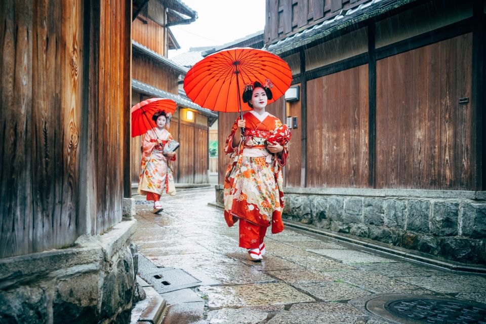 Gion, le quartier des geishas de Kyoto, KYOTO - Quartier des geishas Gion, Les monuments et les balades, Kyoto, Japon