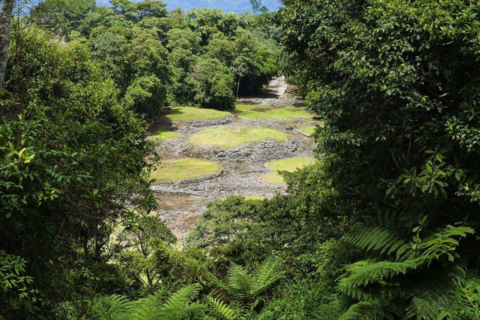 , Le rovine di Guayabo, I monumenti, Costa Rica