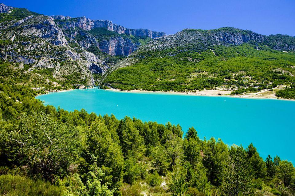 Que d'eau !, Les Gorges du Verdon, La faune et la flore, Frejus, Provence Alpes Côte d'Azur