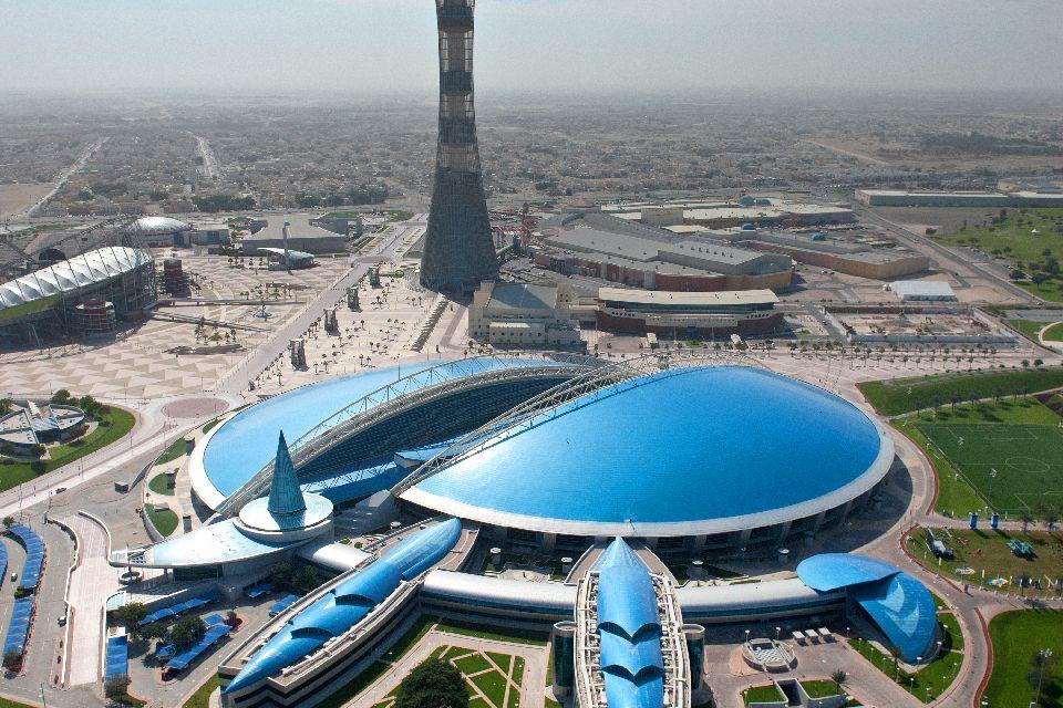 Aspire Zone ou Doha Sports City , Qatar