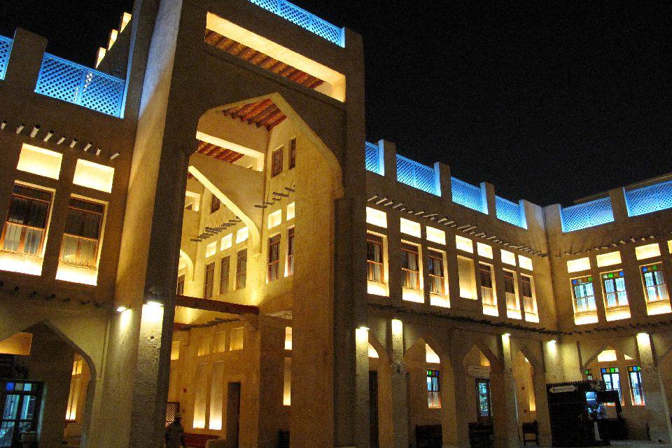 Le Souq Waqif , Qatar