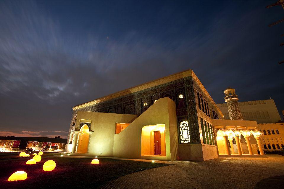 Le village culturel de Katara , Qatar