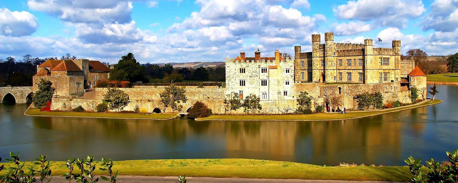 Le Château de Leeds , Royaume-Uni