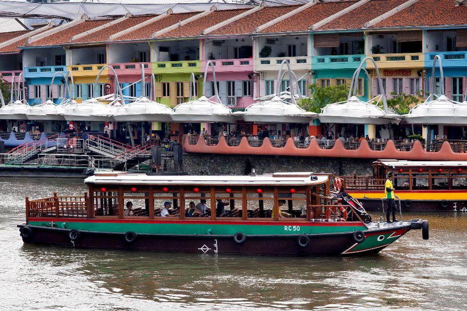 Clarke Quay , Singapour