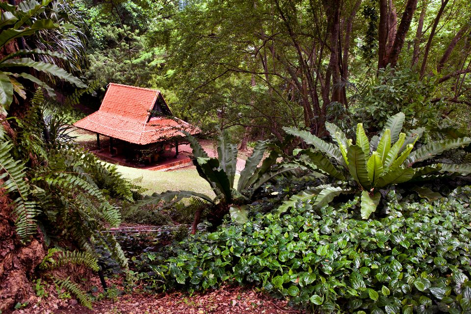 Fort Canning , Singapour